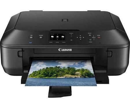 canon pixma mg5650 multifunktionsdrucker 3in1 tintenstrahl und wlan. Black Bedroom Furniture Sets. Home Design Ideas