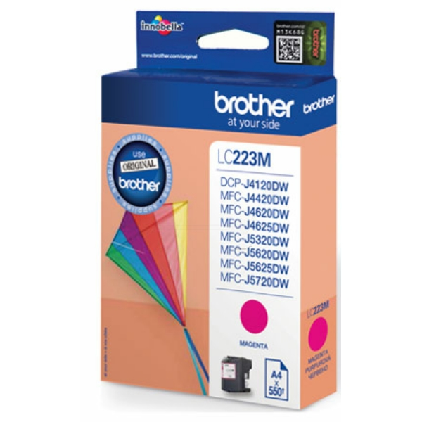Brother LC223, Original Druckerpatrone Magenta